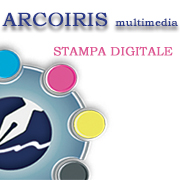 Arcoiris Multimedia stampa digitale Salerno